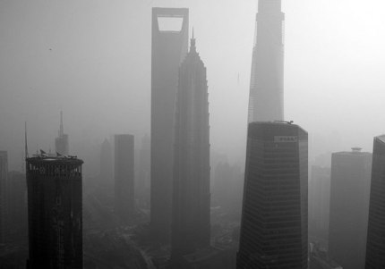 Shanghai Pollution